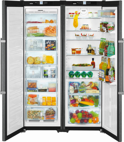 Хладилник с фризер LIEBHERR SBSbs 7263/SGNbs 3011-SKBbs 4210