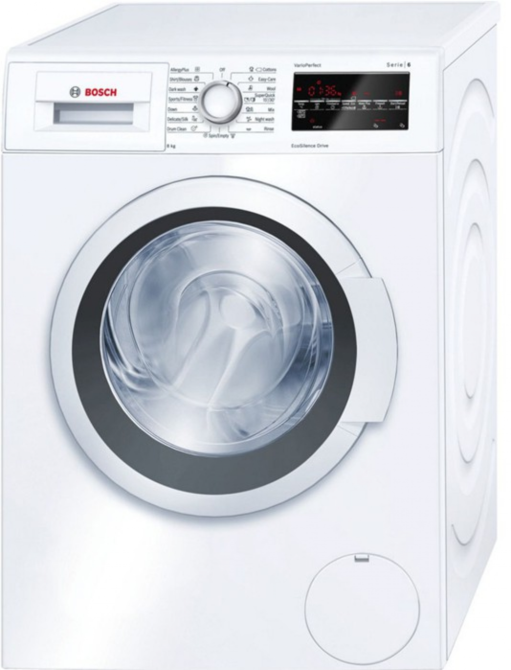 Перална машина Bosch WAT24460BY