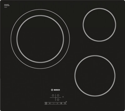 Плот за вграждане - керамика/нестандартен Bosch PKK611B17E