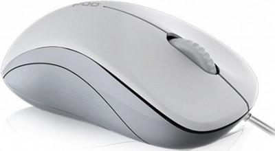 Мишка RAPOO N1130-13749 жична оптична ,бяла