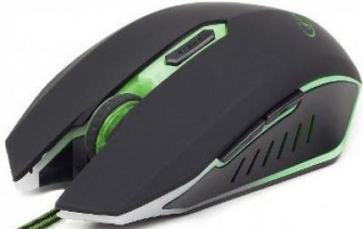 Геймърска Мишка Gembird MUSG-001-G green