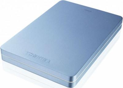 Хард диск Toshiba HDD 1TB Canvio ALU 3S Blue HDTH310EL3AA