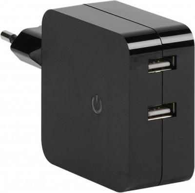 Зарядно устройство Vivanco 35984 USB 4A/5V