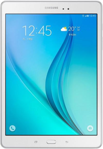 Таблет SAMSUNG Galaxy Tab A 9.7 16GB SM-T555 LTE White