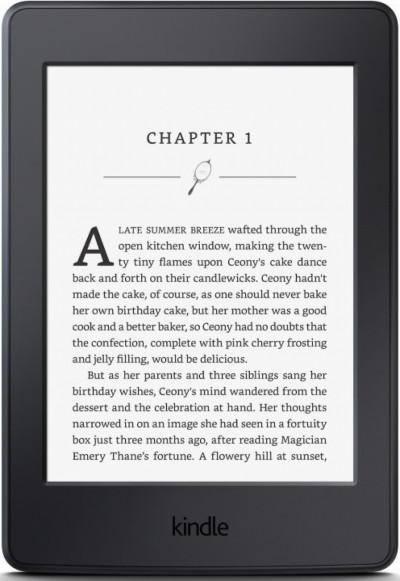 Електронна книга Kindle Paperwhite 2015 black