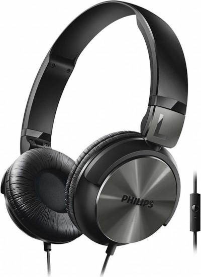 Слушалки Philips SHL3165BK