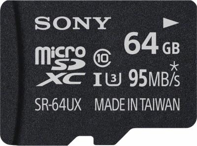 SD micro карта памет Sony SR64UXA
