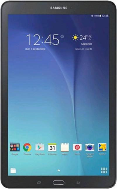 Таблет SAMSUNG Galaxy Tab E 9.6 8GB SM-T561 Black