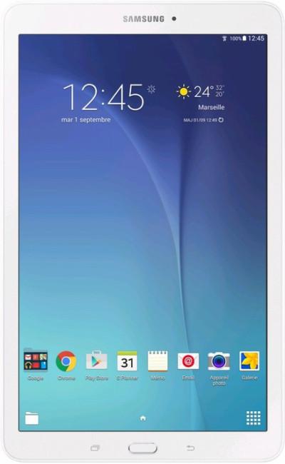Таблет SAMSUNG Galaxy Tab E 9.6 8GB SM-T561 White