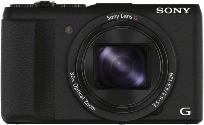 Промоции Фотоапарат Sony Cyber Shot DSC-HX60 BLACK