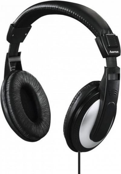 Слушалки HAMA-135619 HK5619 с 6м кабел,113dB
