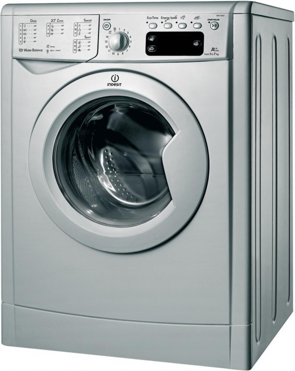 Перална машина Indesit IWE 71082 SC ECO EU