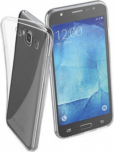 Калъф за телефон Cellular Line FINECGALJ5T Galaxy J5