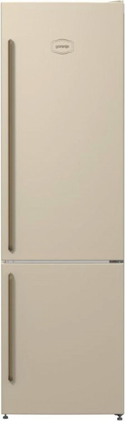 Хладилник с фризер Gorenje NRK621CLI