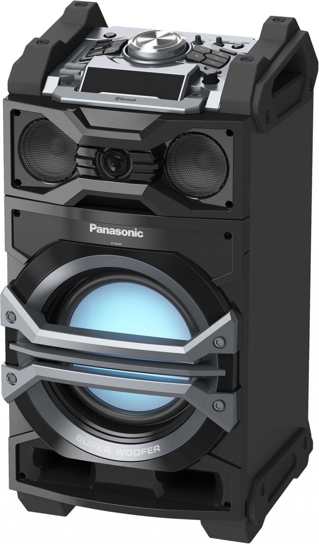 Мини системa Panasonic SC-CMAX5E-K