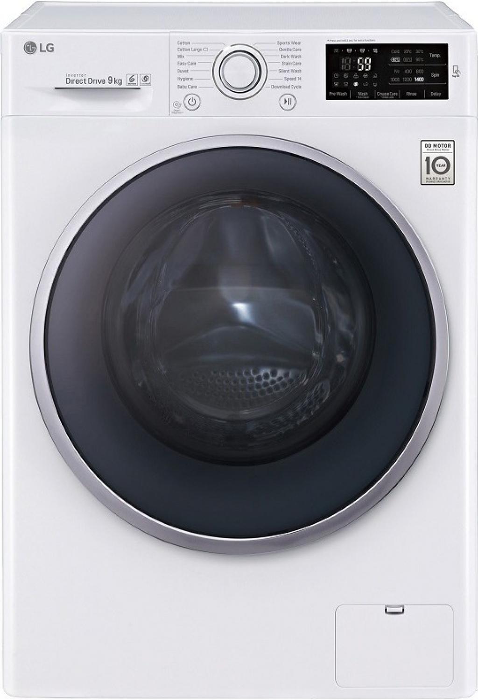 Перална машина LG FH4U2VDN1