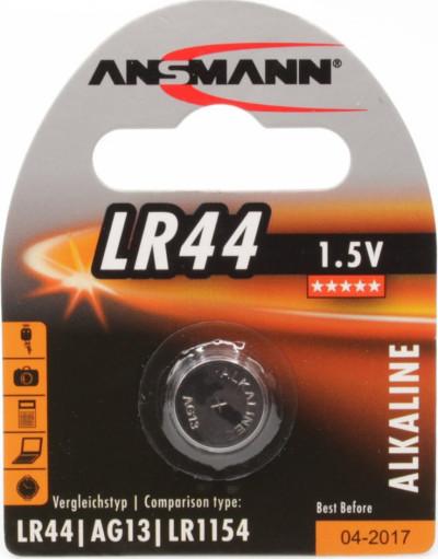 Батерии ANSMANN LR44 1B ANS 5015303