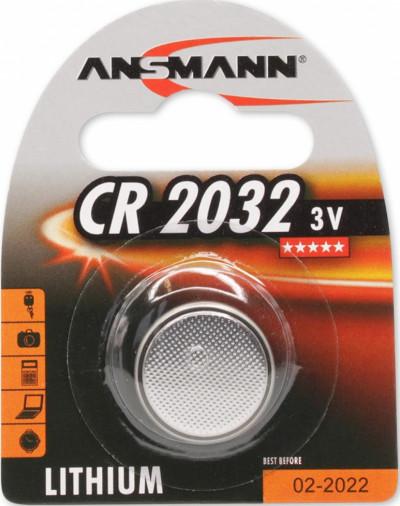 Батерии ANSMANN CR2032 1B 5020122