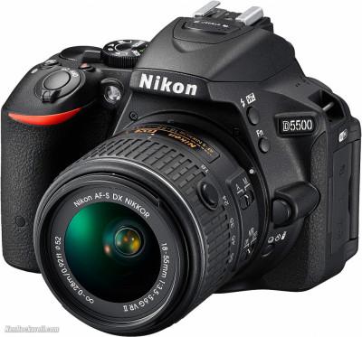 Фотоапарат Nikon D-5500 +18-55MM VR II