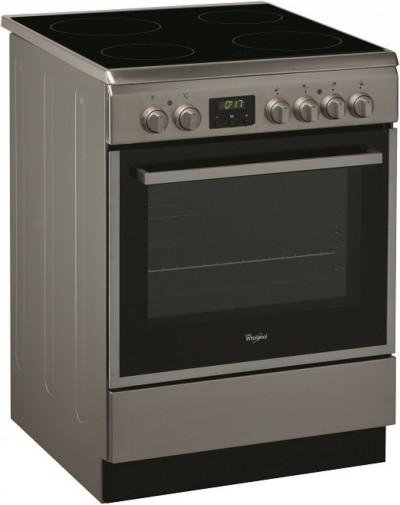 Готварска печка с керамичен плот Whirlpool ACMT 6533/IX
